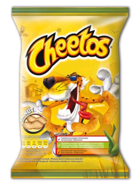 Cheetos cnack nagyker  50 g földimogyorós - sós rágcsálnivaló és snack nagyker Budapest