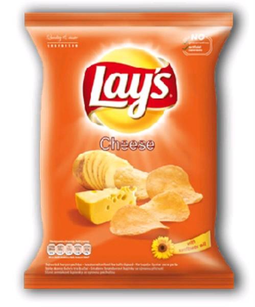 Lay's chips nagyker 77 g  sajtos - édesség és sós rágcsálnivalók nagyker