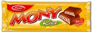 Pionir rizses csoki nagyker-Mony Rice100g-Édesség nagyker Budapest
