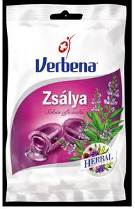 Verbena zsálya cukor nagyker, budapesti édesség, élelmiszer nagykereskedés