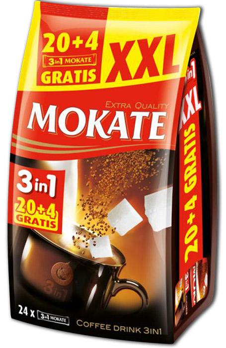 Mokate instant kávé XXL 24dbx18 g - édesség és kávé nagykereskedelem Budapesten