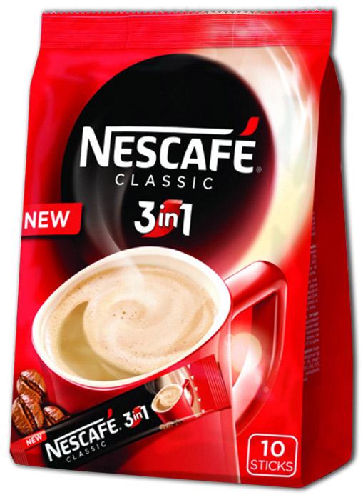 Nescafé instant kávé 10 dbx17,5 g - édesség, kávé nagykereskedés Pesten